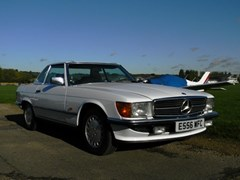 Navigate to Lot 308 - 1987 12987 500SL Roadster