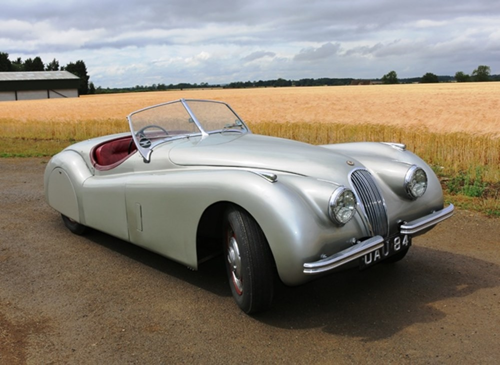 Lot 268 - 1951 Jaguar XK120 Roadster