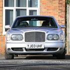 Ref 109 2003 Bentley Arnage T -