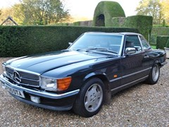 Navigate to Lot 219 - 1988 Mercedes-Benz 420SL Roadster