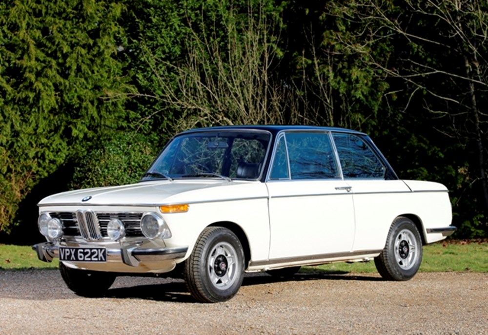 Lot 209 - 1972 BMW 2002 E10 Tii Evocation