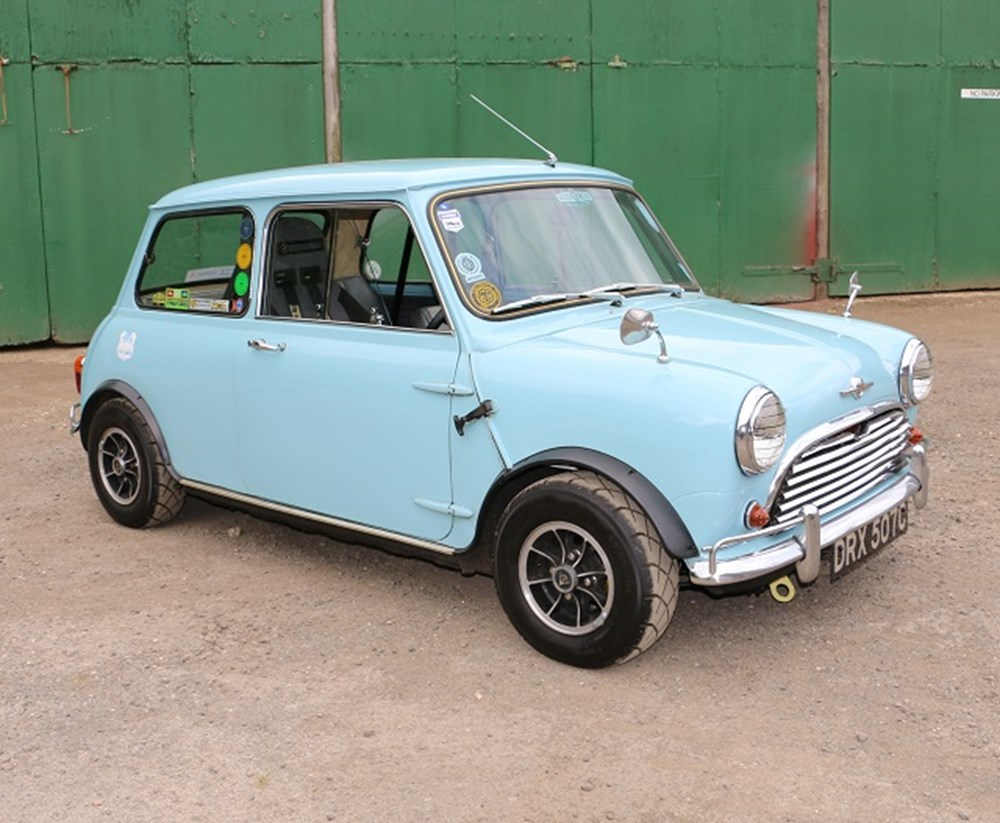 Lot 254 - 1963 Morris Mini Cooper S (Recreation Racer)