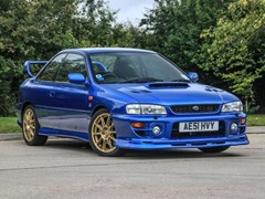 Navigate to Lot 231 - 2001 Subaru Impreza P1