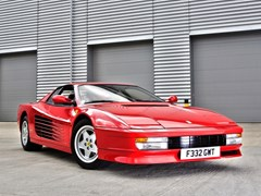 Navigate to Lot 350 - 1989 Ferrari Testarossa