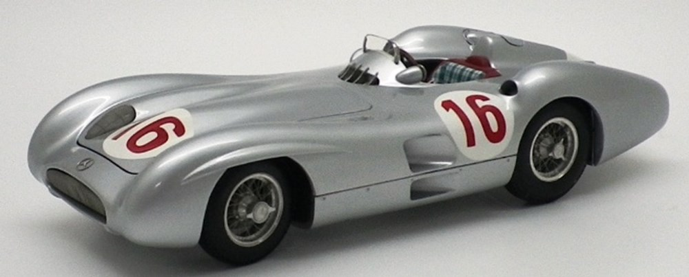 Lot 42 - Mercedes-Benz W 196R