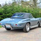 Ref 92 1966 Chevrolet Corvette C2 Stingray -