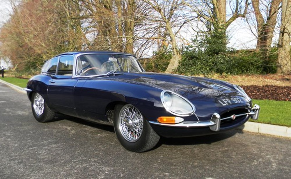 Lot 279 - 1962 12947 E-Type Series I Fixedhead Coupé