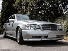 Navigate to Lot 125 - 1996 Mercedes-Benz C36 AMG