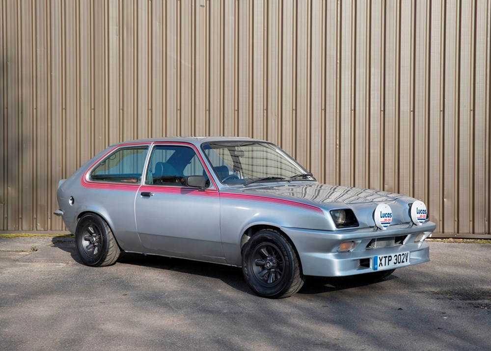 Lot 233 - 1979 Vauxhall Chevette HS