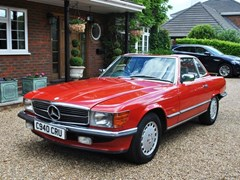 Navigate to Lot 120 - 1986 Mercedes-Benz 300 SL Roadster