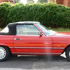 1988 Mercedes-Benz 300SL Roadster (1) -
