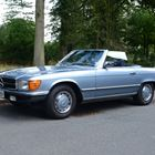 Ref 10 1979 Mercedes-Benz 350 SL Roadster -