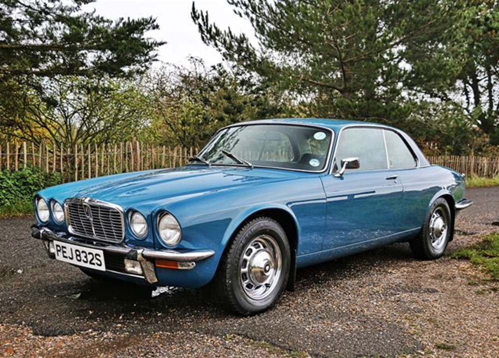 Lot 286 - 1977 Jaguar XJ 12 C