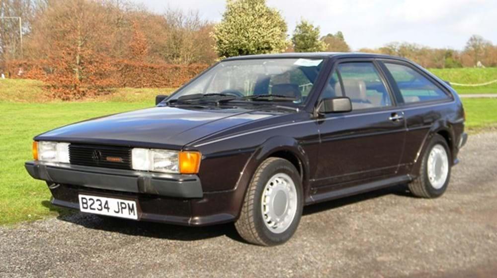1984 Volkswagen Scirocco MkII Storm