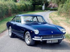 Navigate to Lot 307 - 1966 Ferrari 330GT Series II 2 + 2 Coupé