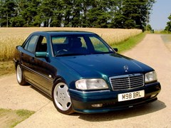 Navigate to Lot 350 - 1995 Mercedes-Benz C36 AMG