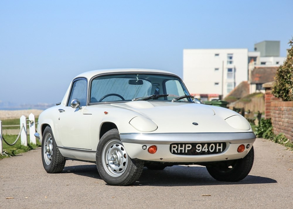 Lot 115 - 1969 Lotus Elan S4 SE *WITHDRAWN*