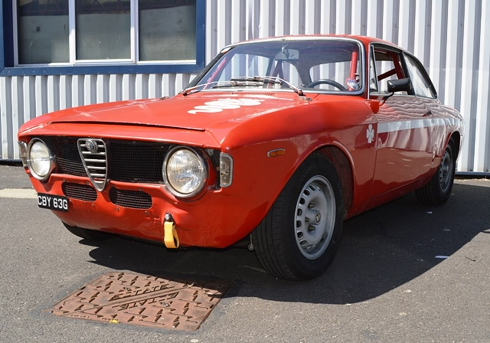 Lot 275 - 1968 Alfa Romeo GTA 1300 Junior (Ex-Rhoddy Harvey-Bailey)