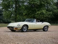Navigate to Lot 203 - 1972 Jaguar E-Type Series III Roadster