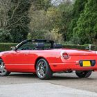 Ref 112 2002 Ford Thunderbird Convertible -
