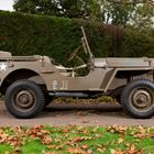 REF 106 1942 Willys MB Jeep -
