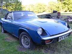 Navigate to Lot 194 - 1973 Jensen Healey Mk. I Restoration