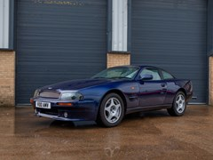 Navigate to Lot 360 - 1999 Aston Martin V8 Coupé