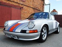 Navigate to Lot 266 - 1984 13028 911 Carrera to 1973 RS Martini Specification