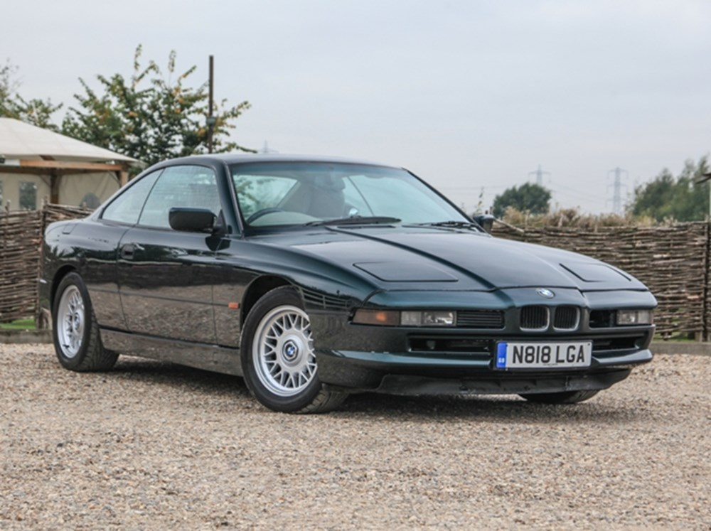 Lot 103 - 1995 BMW 840 Ci