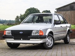 Navigate to Lot 165 - 1985 Ford Escort GL (1.3 litre)