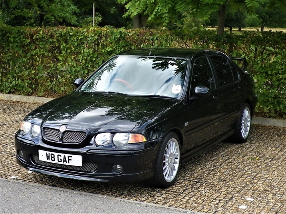 Lot 141 - 2003 MG ZS