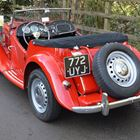REF 85 1953 MG TDC (Competition) Mk. II -