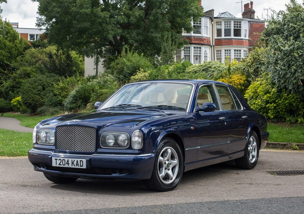Lot 222 - 1999 Bentley Arnage Green Label