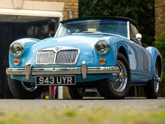 Navigate to Lot 189 - 1959 MG A Roadster (1600cc)