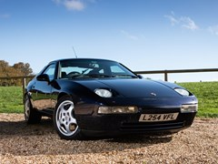 Navigate to Lot 265 - 1994 Porsche 928 GTS Manual
