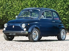 Navigate to Lot 190 - 1969 Fiat 500L Abarth Recreation