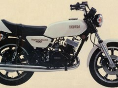 Navigate to Lot 364 - 1979 Yamaha RD400 Daytona