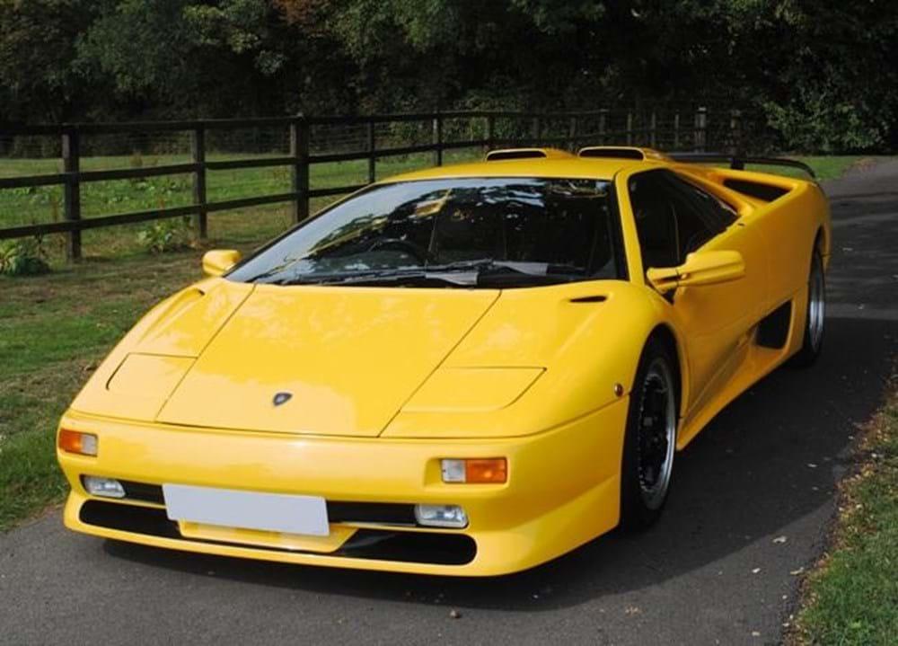 Lamborghini Diablo Classic Amp Sports Car Auctioneers