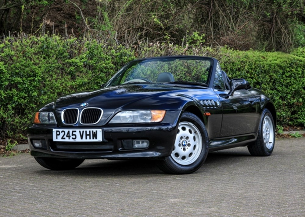 Lot 267 - 1997 BMW Z3 Roadster