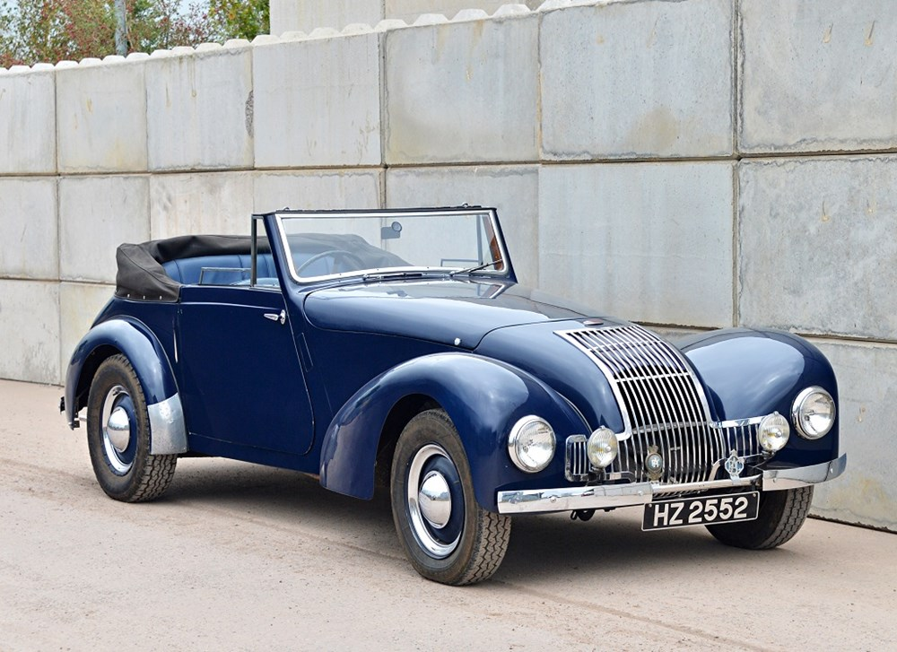 Lot 193 - 1949 Allard M-Type Drophead Coupé