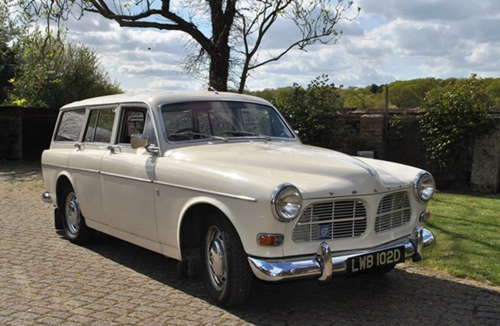 Lot 131 - 1966 Volvo Amazon Estate
