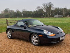 Navigate to Lot 270 - 1999 Porsche Boxster
