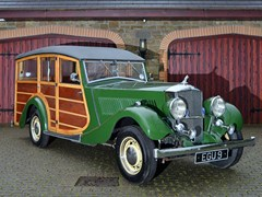 Navigate to Lot 316 - 1935 Railton Eight 'Woody' Estate Car