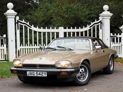 Navigate to Lot 306 - 1984 Jaguar XJS-C 'The Burberry Car'