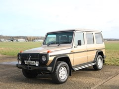 Navigate to Lot 232 - 1988 Mercedes-Benz 280GE Long Wheelbase