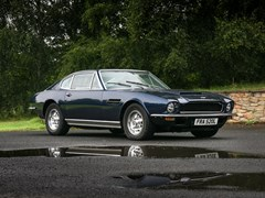 Navigate to Lot 157 - 1973 Aston Martin V8 Series II Fi