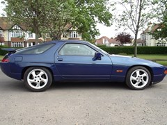 Navigate to Lot 282 - 1989 Porsche 928 S4