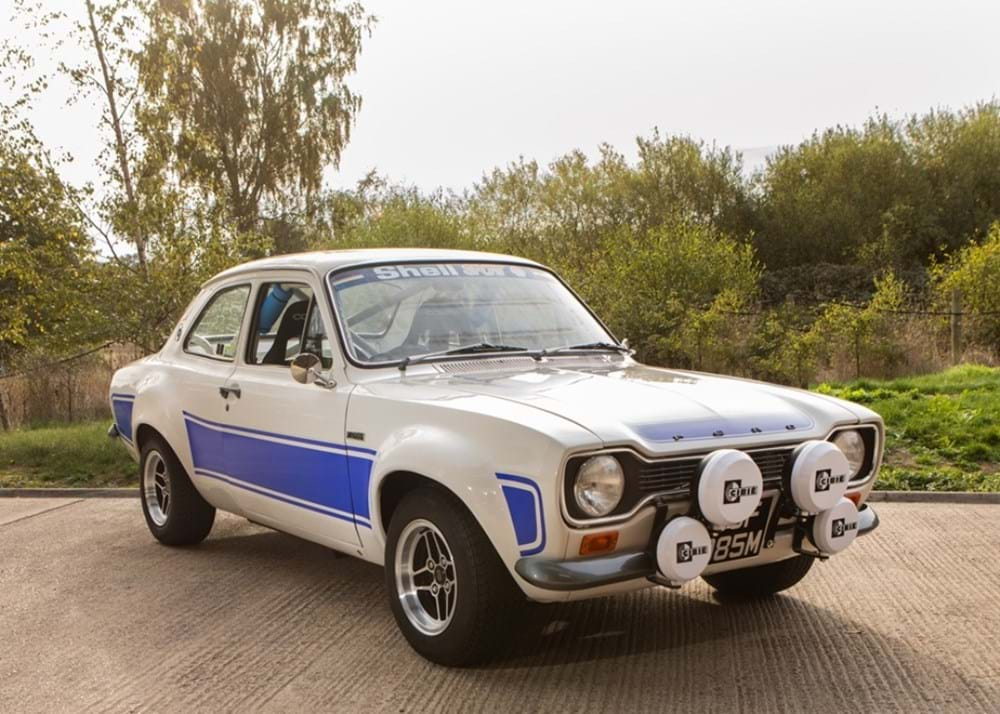 Lot 231 - 1974 Ford Escort RS2000 Mk. I
