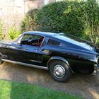 1967 Ford Mustang Fastback -