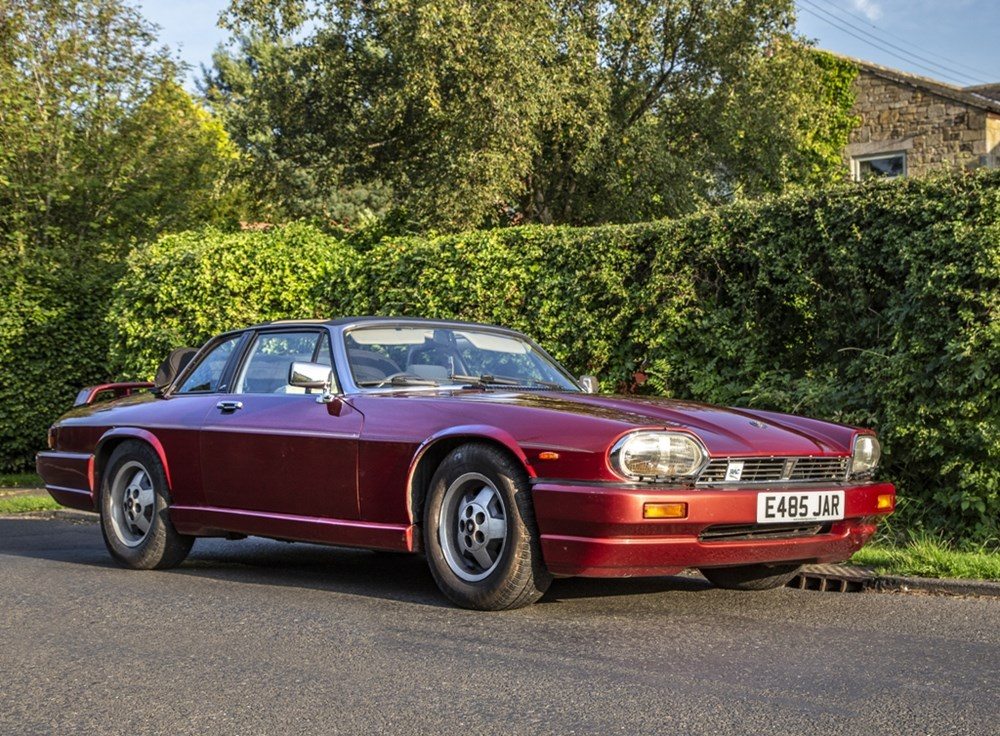 Lot 262 - 1987 Jaguar XJ-SC (3.6 Litre)